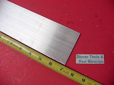 18 X 3 Aluminum 6061 Flat Bar 7 Long T6511 .125 Cut New Mill Stock