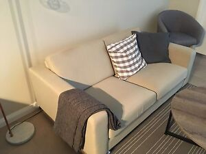 **Near new king furniture 2 seater lounge** Elderslie Camden Area Preview