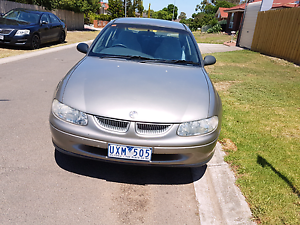 Holden Commodore  low kms with 5 months roadside assistance. Delahey Brimbank Area Preview