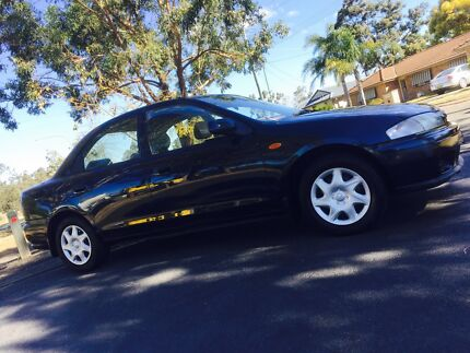 MAZDA 323 PROTEGE SHADES AUTO LONG REGO ONLY 126,000km