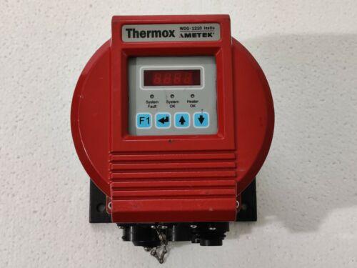 Ametek Thermox WDG-1210 Insitu Analyzer