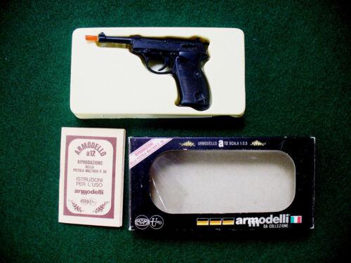 Walther P.38 Revolver Vintage Miniture, Armodelli Cap Gun