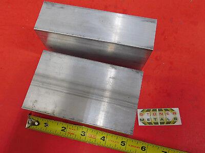 """1//2/"""" x 1-1//2/"""" Aluminum Flat Bar T6511 Mill Stock 0.5/"""" 24/"""" Length 6061 Plate"""