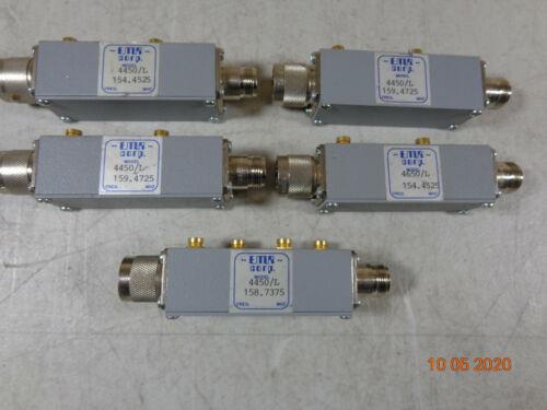 EMR VHF Radio repeater duplexer mini cavitie module 4450/L 146-174 FREE SHIP B8