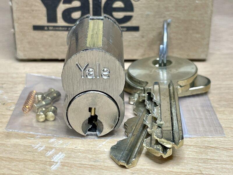 YALE 1210 6-Pin LFIC (ZA Keyway) with Op/Ctl Keys + Security Pins - Locksport