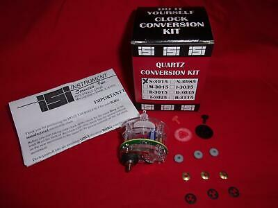 Quartz Clock Repair Conversion Kit S-30152
