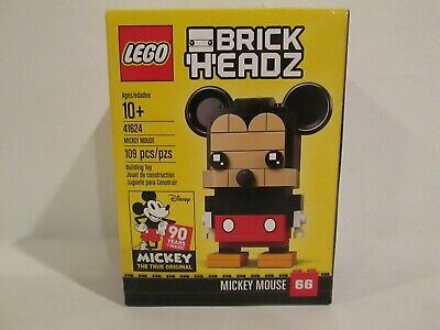 Lego Disney Brickheadz set 41624 Mickey Mouse *BRAND NEW!*