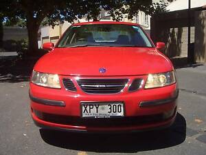 SAAB 9,3 linear 2.0LITRE SPORT 6 SPEED $4999 1 OWNER FULL SERVICE College Park Norwood Area Preview