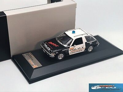 AMC PACER X Freetown DARE Police 1975 Premium X  PRD126 1:43 for sale  Shipping to Canada