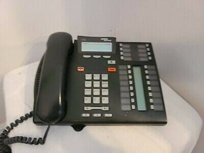 Nortel Networks Nt8b27jaaa T7316e Business Office Phone One Phone 9 Available