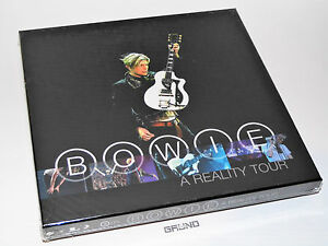 3 LP-BOX: David Bowie - A Reality Tour, Limited Edition, NEU & OVP (A8/5/27.36)