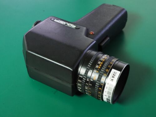 Soligor Spot Sensor I II Elicar Spotmeter Zone VI Studios Reproduction Label