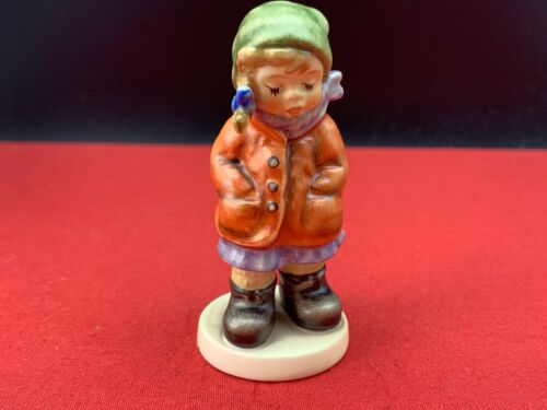 Hummel Figurine 2221 Winter Time 3 1/2in 1 Choice. Top Condition