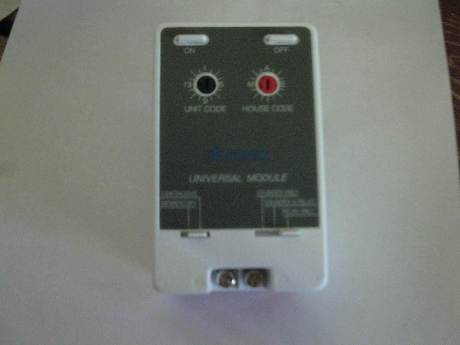 X10 X 10 X-10 Pro PUM01 Universal Module home automation receiver/switch