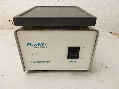 Thermolyne Rotomix Type 48200 Benchtop Lab Orbital Shaker M48225