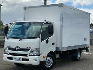 Hino 300 Series 616 | Car Licence | Automatic | Pantech Windsor Hawkesbury Area Preview