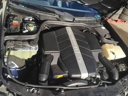 Mercedes Benz CLK W208 Wrecking CLK500 CLK320 Parts Wrecker Wetherill Park Fairfield Area Preview