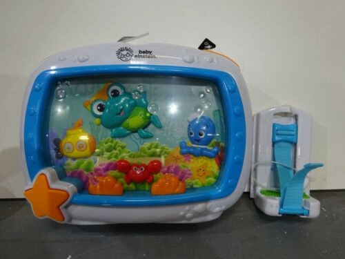 Baby Einstein Sea Dreams Sleep Soother Musical Crib Toy