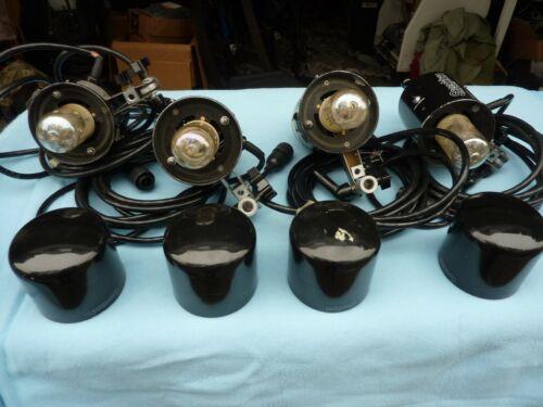 Set of 4 (four) Speedotron Universal Lights. Model 102 with Flash Tube MW8QVC