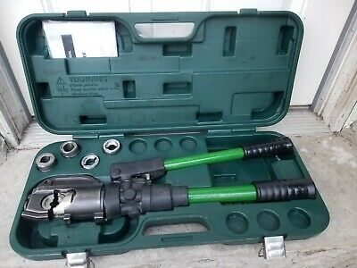 Greenlee Hkl 1232 12-ton Manual Hydraulic Crimping Tool