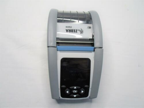 Zebra ZQ610 Direct Thermal Bluetooth Label Printer ZQ61-HUWA000-00 with Battery