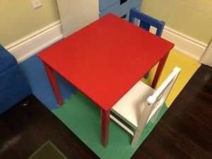 IKEA Kids Table Set