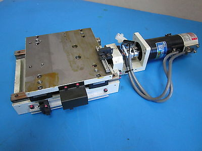 Thk A05p4be 6.25 X 5.75 Linear Actuator Table With Servo Motor R511-012el7