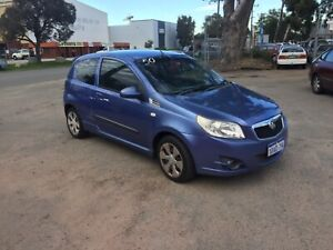 """2008 Holden Barina Hatchback """"FREE 1 YEAR WARRANTY"""" Welshpool Canning Area Preview"""
