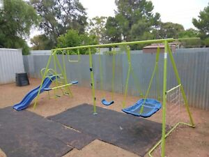 Action 8 Station swing set for sale