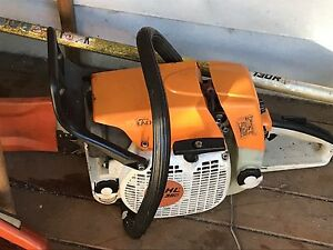 Stihl MS 380 chainsaw 20 inch bar just serviced. Newcastle Newcastle Area Preview