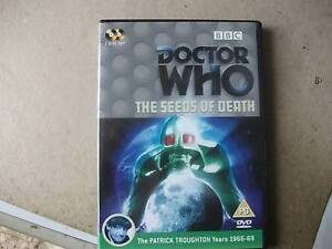 doctor who dvd Scoresby Knox Area Preview