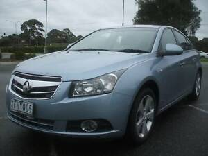 2009 Holden Cruze CDX Manual Sedan with RWC & REG Seaford Frankston Area Preview