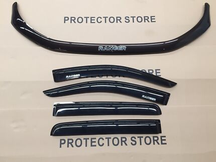 *****2015 ford ranger bonnet protector and weather shields Coburg North Moreland Area Preview