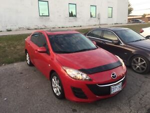 2010 Mazda 3 ( Upgraded and Mint Condition )