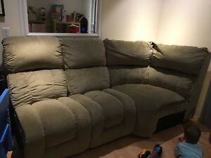 Free part of lazyboy sectional