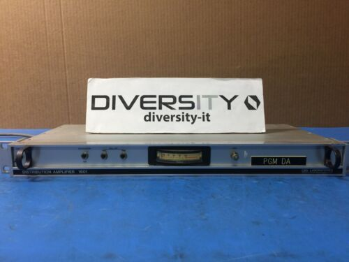 Vintage CBS Laboratories Distribution Amplifier 1601