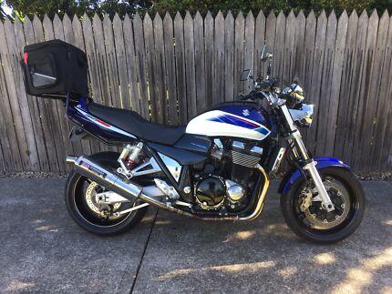 Suzuki GSX 1400 Whitebridge Lake Macquarie Area Preview