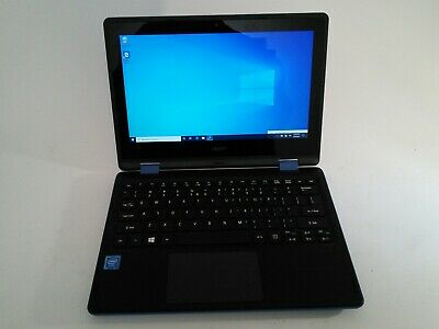 "Acer Aspire R3-131T Convertible 11.6"" Touch-Screen 2 GB RAM 320 GB HDD"