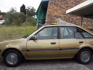1986 Ford Laser Hatchback Bolton Point Lake Macquarie Area Preview