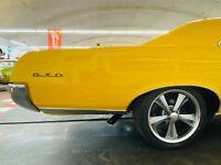 Miniature 24 Voiture Américaine de collection Pontiac GTO 1967
