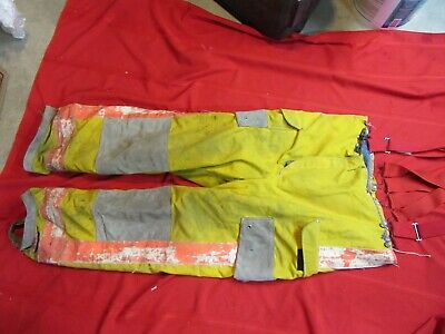 40 X 33 Janesville Firefighter Turnout Gear Bunker Gear Pants Thermal Liner Fire