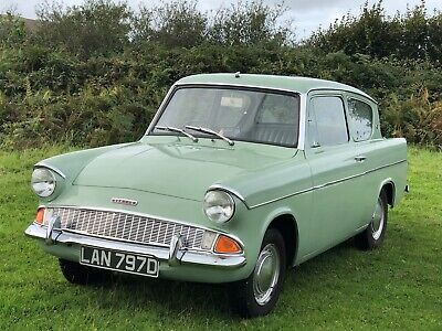 Ford Anglia 105e 1966 - in fantastic condition!