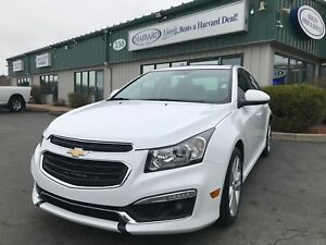 2016 Chevrolet Cruze Limited 2LT RS