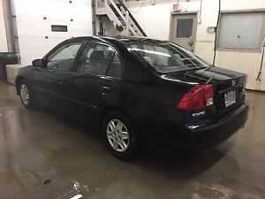 Honda Civic 2005 | Black | Special Edition (E-Test)