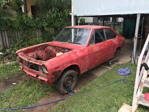 Datsun 1000 coupe