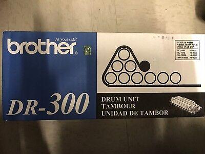 Brother DR-300 Drum Unit Genuine NIB