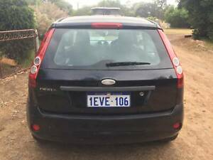 2006 Ford Fiesta LX Manual Hatchback