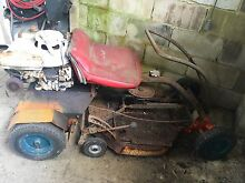 Ride on mower Heathcote Sutherland Area Preview