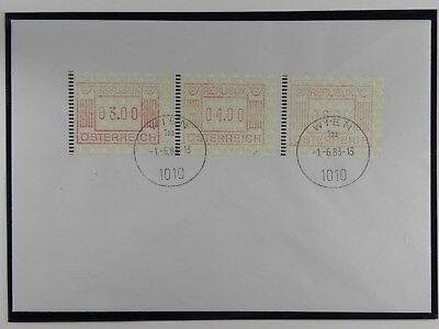 1983 Freimarke: Posthörner Briefmarken Republik Österreich
