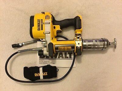New Dewalt DCGG571B 20 Volt 20V Max Cordless Grease Gun Lithium Ion (Bare Tool)